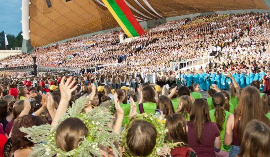 Lithuanian Song Celebration 2014_ Song Days
