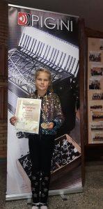 Urtė V.Furmanavičiaus konkurse
