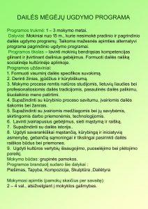 UGDYMO PR. daile 9